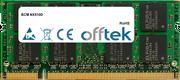 NX510D 2GB Módulo - 200 Pin 1.8v DDR2 PC2-6400 SoDimm