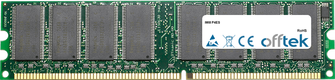 P4ES 1GB Módulo - 184 Pin 2.5v DDR266 Non-ECC Dimm