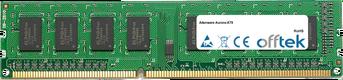 Aurora-X79 4GB Módulo - 240 Pin 1.5v DDR3 PC3-12800 Non-ECC Dimm