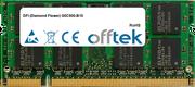 G5C900-B10 2GB Módulo - 200 Pin 1.8v DDR2 PC2-5300 SoDimm
