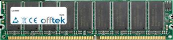 6050 1GB Módulo - 184 Pin 2.5v DDR266 ECC Dimm (Dual Rank)