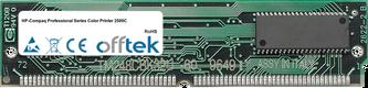 Professional Serie Color Printer 2500C 16MB Kit (2x8MB Módulos) - 72 Pin 5v EDO Non-Parity Simm