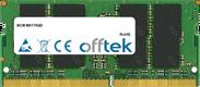 MX170QD 16GB Módulo - 260 Pin 1.2v DDR4 PC4-19200 SoDimm