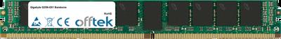 G25N-G51 Barebone 32GB Módulo - 288 Pin 1.2v DDR4 PC4-17000 ECC Registered Dimm (VLP)