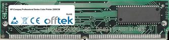 Professional Serie Color Printer 2500CM 16MB Kit (2x8MB Módulos) - 72 Pin 5v EDO Non-Parity Simm