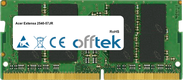 Extensa 2540-57JR 8GB Módulo - 260 Pin 1.2v DDR4 PC4-19200 SoDimm