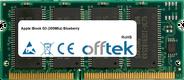 IBook G3 (300Mhz) Blueberry 512MB Módulo - 144 Pin 3.3v PC133 SDRAM SoDimm
