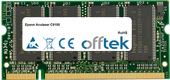 Aculaser C9100 512MB Módulo - 200 Pin 2.5v DDR PC333 SoDimm