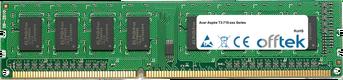 Aspire T3-710-xxx Serie 8GB Módulo - 240 Pin 1.5v DDR3 PC3-12800 Non-ECC Dimm