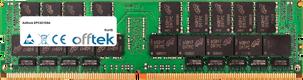 EPC621D8A 64GB Módulo - 288 Pin 1.2v DDR4 PC4-23400 LRDIMM ECC Dimm Load Reduced
