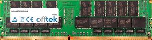 EP2C622D24LM 64GB Módulo - 288 Pin 1.2v DDR4 PC4-23400 LRDIMM ECC Dimm Load Reduced