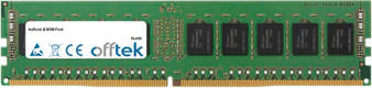 B365M Pro4 16GB Módulo - 288 Pin 1.2v DDR4 PC4-21300 ECC Dimm