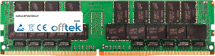 EPC621D6U-2T 64GB Módulo - 288 Pin 1.2v DDR4 PC4-23400 LRDIMM ECC Dimm Load Reduced