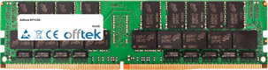 EPYCD8 128GB Módulo - 288 Pin 1.2v DDR4 PC4-19200 LRDIMM ECC Dimm Load Reduced