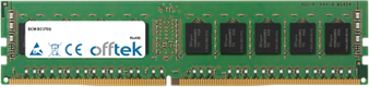 BC370Q 16GB Módulo - 288 Pin 1.2v DDR4 PC4-21300 ECC Dimm