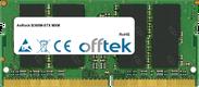 B360M-STX MXM 16GB Módulo - 260 Pin 1.2v DDR4 PC4-21300 SoDimm