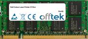 Colour Laser Printer 3115cn 1GB Módulo - 200 Pin 1.8v DDR2 PC2-4200 SoDimm