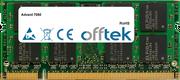 7080 1GB Módulo - 200 Pin 1.8v DDR2 PC2-4200 SoDimm