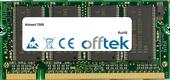 7000 1GB Módulo - 200 Pin 2.5v DDR PC333 SoDimm