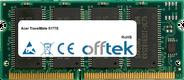 TravelMate 517TE 128MB Módulo - 144 Pin 3.3v PC66 SDRAM SoDimm