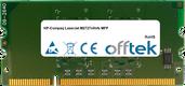 LaserJet M2727nf/nfs MFP 256MB Módulo - 144 Pin 1.8v DDR2 PC2-3200 SoDimm