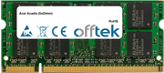 Acadia (SoDimm) 2GB Módulo - 200 Pin 1.8v DDR2 PC2-5300 SoDimm