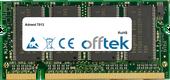 7013 512MB Módulo - 200 Pin 2.5v DDR PC266 SoDimm