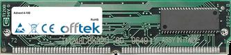 4-100 32MB Kit (2x16MB Módulos) - 72 Pin 5v EDO Non-Parity Simm