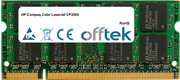 Color LaserJet CP3505 1GB Módulo - 200 Pin 1.8v DDR2 PC2-4200 SoDimm