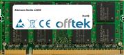 Sentia M3200 1GB Módulo - 200 Pin 1.8v DDR2 PC2-4200 SoDimm