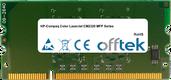 Color LaserJet CM2320 MFP Serie 256MB Módulo - 144 Pin 1.8v DDR2 PC2-3200 SoDimm