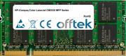 Color LaserJet CM3530 MFP Serie 512MB Módulo - 200 Pin 1.8v DDR2 PC2-4200 SoDimm