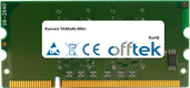 TASKalfa 400ci 1GB Módulo - 144 Pin 1.8v DDR2 PC2-5300 SoDimm