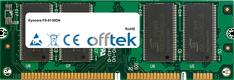 FS-9130DN 512MB Módulo - 100 Pin 2.5v DDR PC2100 SoDimm
