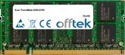 TravelMate 6292-6700 2GB Módulo - 200 Pin 1.8v DDR2 PC2-5300 SoDimm