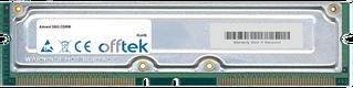 3503 CDRW 1GB Kit (2x512MB Módulos) - 184 Pin 2.5v 800Mhz Non-ECC RDRAM Rimm