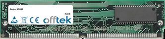MS540 64MB Kit (2x32MB Módulos) - 72 Pin 5v EDO Non-Parity Simm