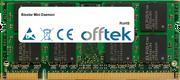 Mini Daemon 2GB Módulo - 200 Pin 1.8v DDR2 PC2-5300 SoDimm