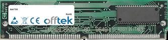 TX5 64MB Kit (2x32MB Módulos) - 72 Pin 5v EDO Non-Parity Simm