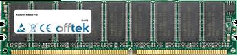 KM400 Pro 1GB Módulo - 184 Pin 2.6v DDR400 ECC Dimm (Dual Rank)