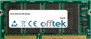 Extensa 500 Serie 64MB Módulo - 144 Pin 3.3v PC66 SDRAM SoDimm