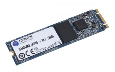 Kingston A400 M.2 SATA SSD 120GB Unidad