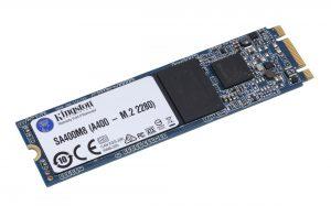 Kingston A400 M.2 SATA SSD 120GB Unidad