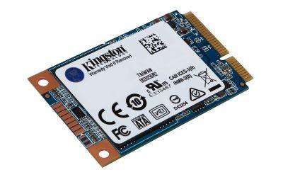 Kingston UV500 MSATA SSD 120GB Unidad