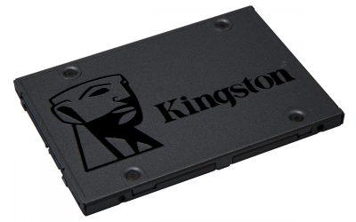 Kingston A400 2.5-inch SSD 480GB Unidad