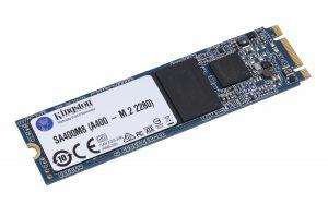 Kingston A400 M.2 SATA SSD 480GB Unidad