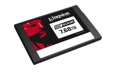 Kingston DC500R (Read-centric) 2.5-Inch SSD 7.68TB Unidad