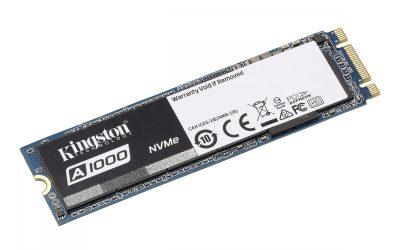 Kingston A1000 M.2 NVMe SSD 960GB