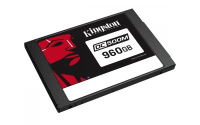 Kingston DC500M (Mixed-use) 2.5-Inch SSD 960GB Unidad