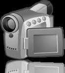 Memoria de cámara de vídeo